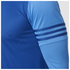 adidas Men's Response Long Sleeve Running T-Shirt - Blue: Image 5