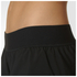 adidas Women's Gym Two-in-One Training Shorts - Black/Yellow: Image 5