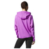 adidas Women's Full Zip Training Gym Hoody - Purple: Image 3