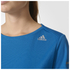 adidas Women's Sequencials Climalite Running T-Shirt - Blue: Image 4