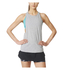 adidas Women's Performer Training Tank Top - Grey: Image 7