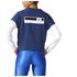 adidas Women's Stella Sport Spacer Training Crew Sweatshirt - Blue: Image 3