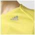 adidas Women's Sequencials Climalite Running T-Shirt - Yellow: Image 4