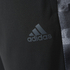 adidas Men's Cool 365 Training Long Shorts - Black: Image 4