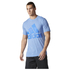 adidas Men's Basic Logo Training T-Shirt - Blue: Image 1