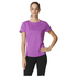 adidas Women's Sequencials Climalite Running T-Shirt - Purple: Image 1