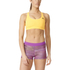 adidas Women's 3-Stripes Training Racer Back Bra - Gold: Image 6