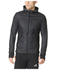 adidas Men's Pure Amp Running Jacket - Black: Image 7