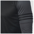 adidas Men's Response Long Sleeve Running T-Shirt - Black: Image 5