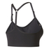 adidas Women's Training Seamless Bra - Black: Image 2