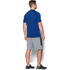 Under Armour Men's Tech Short Sleeve T-Shirt - Royal/Black: Image 4