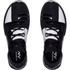 Under Armour Men's SpeedForm AMP Training Shoes - Black/White: Image 4