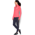Under Armour Women's ColdGear Armour 1/2 Zip Long Sleeve Shirt - Brilliance Pink: Image 4