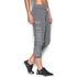Under Armour Women's Favourite Fleece Pants - Carbon Heather: Image 3