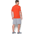 Under Armour Men's Sportstyle Left Chest Logo T-Shirt - Dark Orange/Nova Teal: Image 5