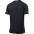 Under Armour Men's Tech Short Sleeve T-Shirt - Black/Steel: Image 2