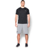 Under Armour Men's Tech Short Sleeve T-Shirt - Black/Steel: Image 3