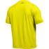 Under Armour Men's Tech Short Sleeve T-Shirt - Flash Light/Stealth Grey: Image 2