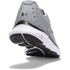 Under Armour Men's Micro G Assert 6 Running Shoes - Steel/White/Black: Image 4