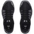 Under Armour Men's Micro G Limitless 2 Training Shoes - Black/White: Image 3