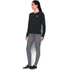 Under Armour Women's Favourite Fleece Crew Sweatshirt - Black: Image 4