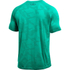 Under Armour Men's Jacquard Tech Short Sleeve T-Shirt - Green: Image 2