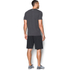 Under Armour Men's Sportstyle Logo T-Shirt - Black/Steel/Stealth Grey: Image 5