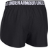 Under Armour Women's Play Up Shorts - Black: Image 2