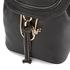 Diane von Furstenberg Women's Love Power Leather Backpack - Black: Image 3