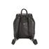 Diane von Furstenberg Women's Love Power Leather Backpack - Black: Image 5
