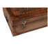 Leather & Canvas Pan Am Trunk (Set of 2): Image 6