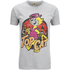 Top Cat Top Cat in the City Heren T-Shirt - Grijs: Image 1