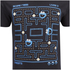 Cookie Monster Men's Gaming Cookie Monster T-Shirt - Black: Image 3