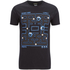 Cookie Monster Herren Gaming Cookie Monster T-Shirt - Schwarz: Image 1