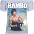 Rambo Men's Gun T-Shirt - Grey: Image 2