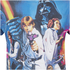 Star Wars Men's Classic Poster T-Shirt - Black: Image 3
