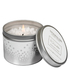 Stoneglow Winter Snow-Topped Candle Tin: Image 1