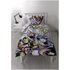 Marvel Comics Action Panel Duvet Set: Image 1