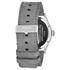 Nixon The Sentry Leather Watch - Charcoal: Image 3