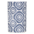 Sorema Indigo Bath Bathroom Accessories (Set of 3): Image 2