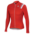 Sportful BodyFit Pro Thermal Long Sleeve Jersey - Red: Image 1