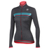 Sportful Women's Allure Thermal Long Sleeve Jersey - Grey: Image 1