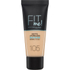 Maybelline Fit Me! Matte and Poreless Foundation 30ml (Various Shades): Image 1