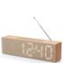 Lexon Titanium Alarm Clock - Copper: Image 1