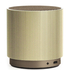 Lexon Fine Rechargeable Bluetooth Speaker - Gold: Image 1