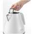 De'Longhi Elements Kettle - White: Image 4