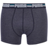 Puma Men's 2-Pack Striped Boxers - Blue/Navy: Image 2