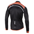 Nalini Sinello Warm Long Sleeve Jersey - Red: Image 2