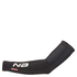Nalini RED Arm Warmers - Black: Image 1