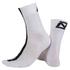 Nalini Corsa Socks 13cm - White: Image 1